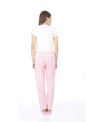 Akbeniz Pijama altı Somon